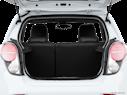 2015 Chevrolet Spark EV Trunk open