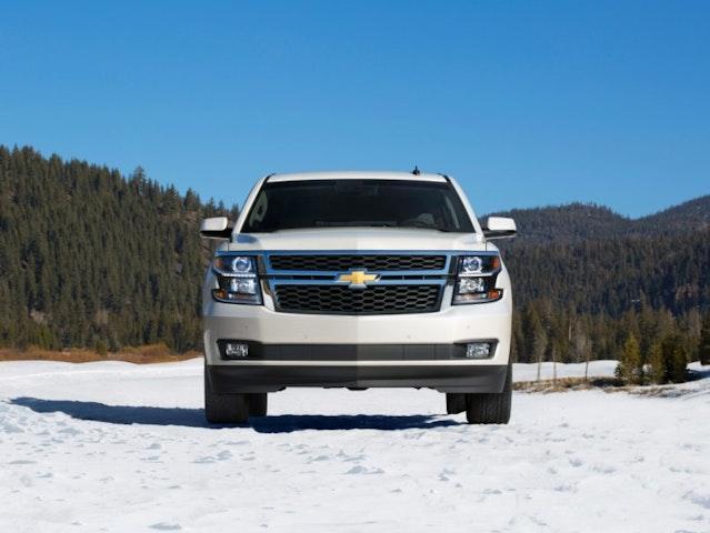2015 Chevrolet Tahoe Exterior