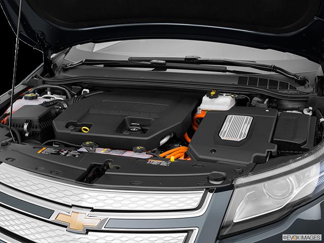2015 Chevrolet Volt Engine