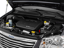 2015 Chrysler Town and Country Engine