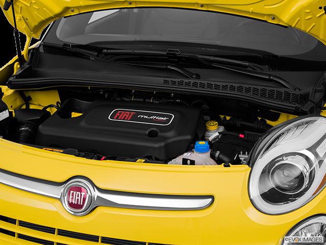 2015 FIAT 500L Engine