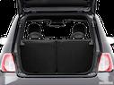 2015 FIAT 500e Trunk open