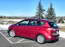 2015 Ford C-MAX Hybrid Exterior