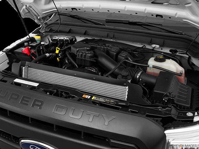 2015 Ford F-250 Super Duty Engine