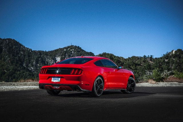 2015 Ford Mustang Exterior