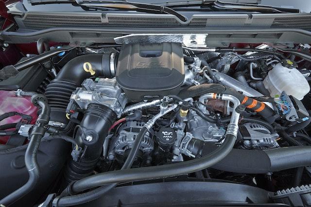 2015 GMC Sierra 2500HD Exterior