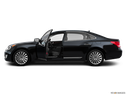 2015 Hyundai Equus Driver's side profile with drivers side door open