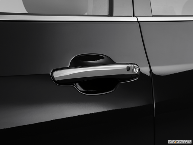 2015 Hyundai Equus Drivers Side Door handle