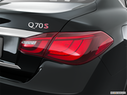 2015 INFINITI Q70 Passenger Side Taillight