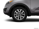 2015 Kia Sportage Front Drivers side wheel at profile