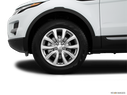 2015 Land Rover Range Rover Evoque Front Drivers side wheel at profile