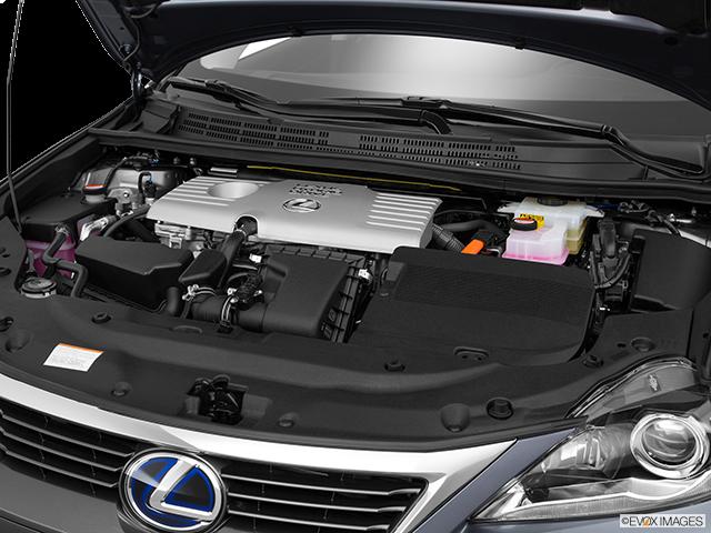 2015 Lexus CT 200h Engine
