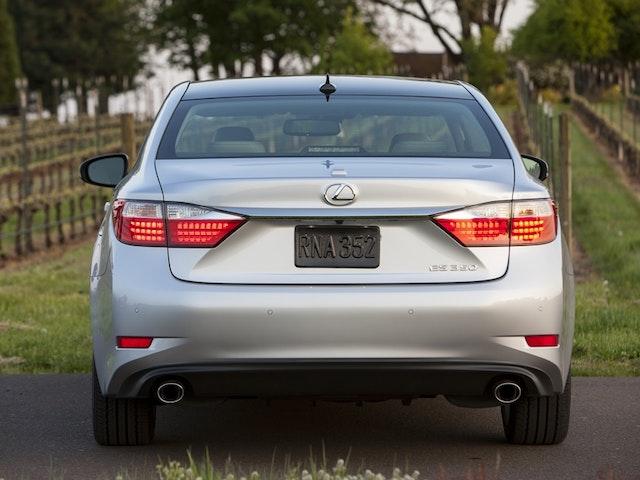 2015 Lexus ES 350 Exterior