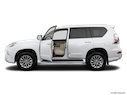 2015 Lexus GX 460 Driver's side profile with drivers side door open