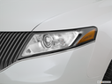 2015 Lincoln MKT Drivers Side Headlight