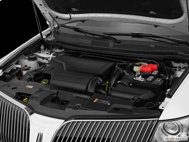2015 Lincoln MKT Engine