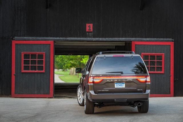 2015 Lincoln Navigator Exterior