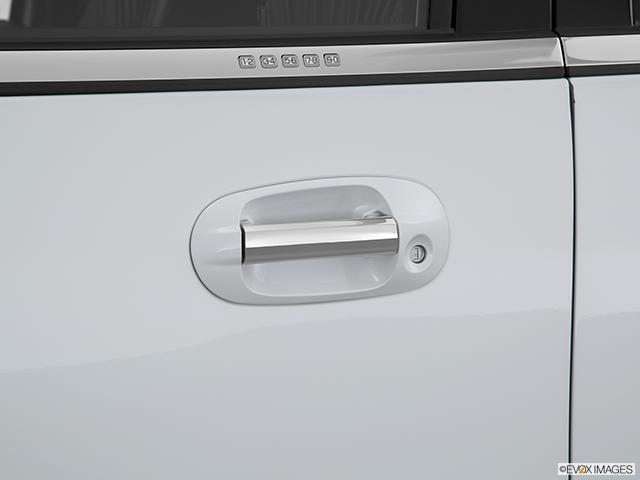 2015 Lincoln Navigator L Drivers Side Door handle