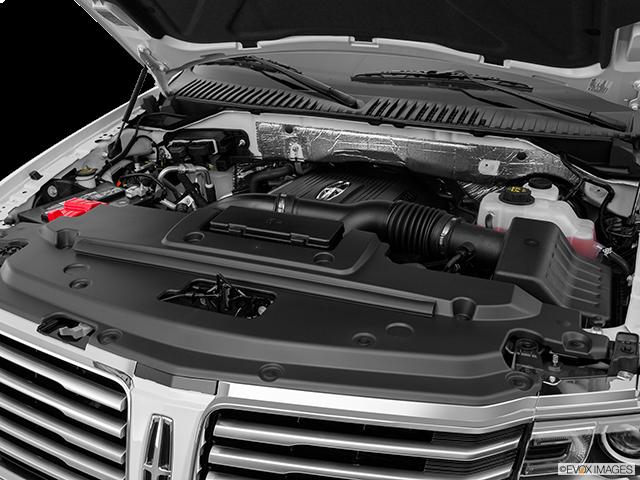 2015 Lincoln Navigator L Engine