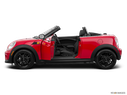 2015 MINI Roadster Driver's side profile with drivers side door open