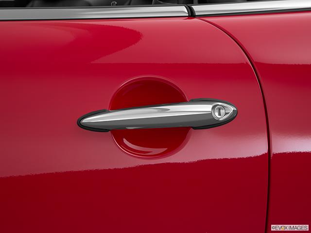 2015 MINI Roadster Drivers Side Door handle