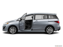 2015 Mazda Mazda5 Driver's side profile with drivers side door open