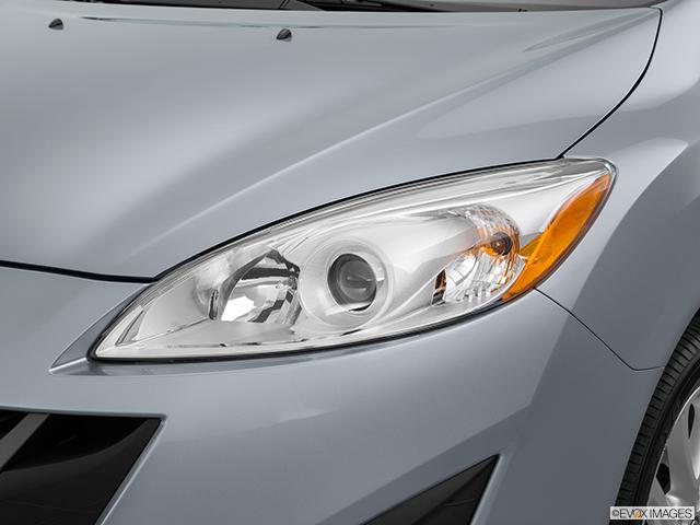 2015 Mazda Mazda5 Drivers Side Headlight