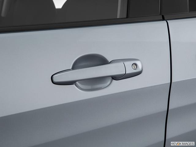 2015 Mazda Mazda5 Drivers Side Door handle