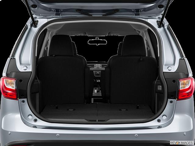 2015 Mazda Mazda5 Trunk open
