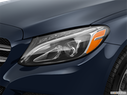 2015 Mercedes-Benz C-Class Drivers Side Headlight