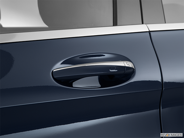 2015 Mercedes-Benz C-Class Drivers Side Door handle