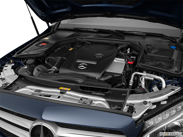 2015 Mercedes-Benz C-Class Engine