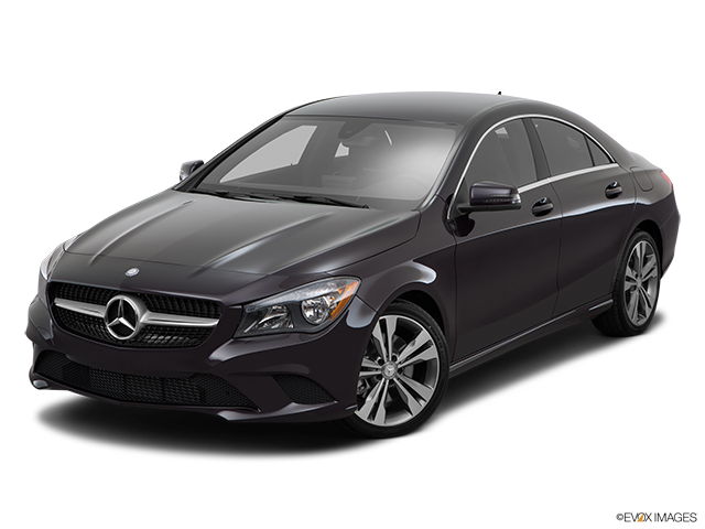 2015 Mercedes-Benz CLA Front angle view