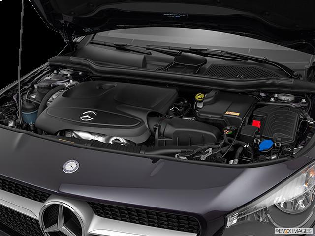 2015 Mercedes-Benz CLA Engine