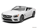 2015 Mercedes-Benz SL-Class Front angle view