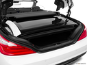 2015 Mercedes-Benz SL-Class Trunk open