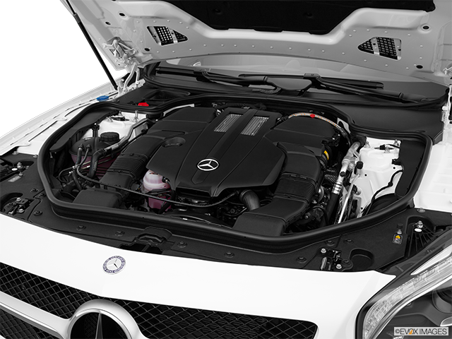 2015 Mercedes-Benz SL-Class Engine
