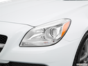 2015 Mercedes-Benz SLK Drivers Side Headlight