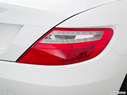 2015 Mercedes-Benz SLK Passenger Side Taillight