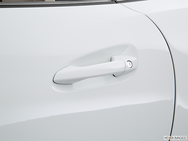 2015 Mercedes-Benz SLK Drivers Side Door handle