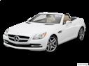 2015 Mercedes-Benz SLK Front angle view