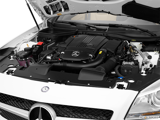 2015 Mercedes-Benz SLK Engine