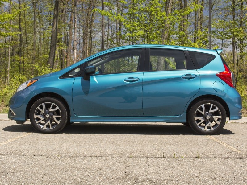2015 Nissan Versa Note Review | CARFAX Vehicle Research