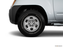 2015 Nissan Xterra Front Drivers side wheel at profile