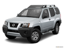 2015 Nissan Xterra Front angle view
