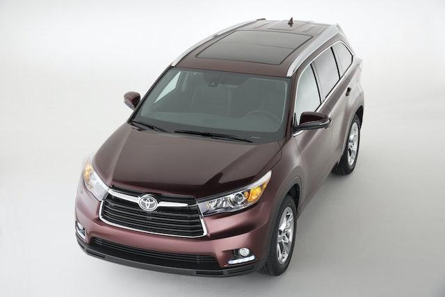 2015 Toyota Highlander Exterior