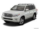 2015 Toyota Land Cruiser Front angle view