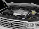 2015 Toyota Land Cruiser Engine
