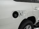 2015 Toyota Land Cruiser Gas cap open