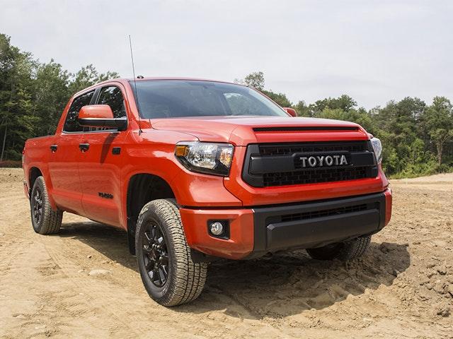 2015 Toyota Tundra Exterior